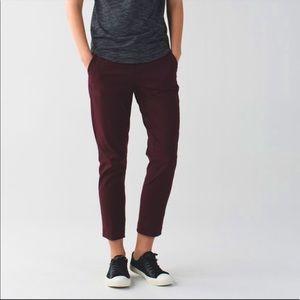 City trek trousers